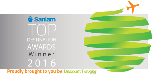 Discount Traveler Award