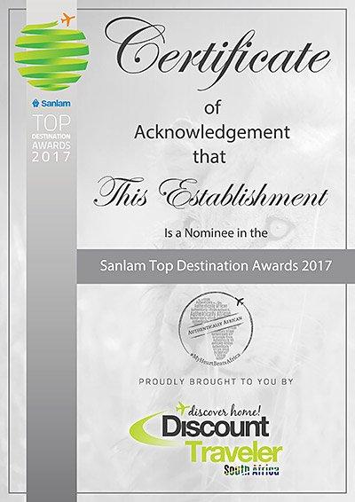2017 Nomination
